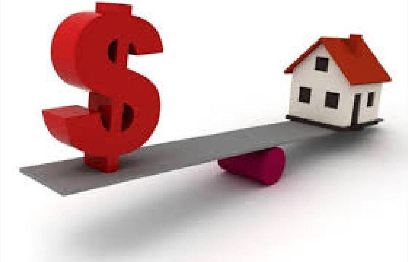 Valor médio de avaliação das casas sobe